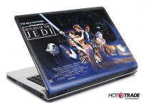 Laptop Notebook Netbook Skin Sticker Folie Aufkleber Star Wars 36x27 15, 4