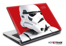 Laptop Notebook Netbook Skin Sticker Folie Schutz Aufkleber Star Wars 10