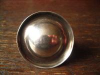 zeitlos eleganter vintage Designer Ring 925er Silber sehr groß und extravagant