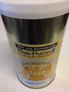 10, 63€/kg Malzextrakt Irish Stout Dunkel gehopft 1, 5 kg Bier brauen Hobbybrauer
