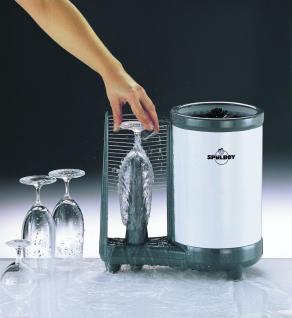 Spülboy Neptun T2000 T 2000 Gläserspülgerät Zapfanlage Gläserspüler