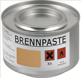 Sicherheitsbrennpaste Brennpaste 0, 2 kg 200 g Brenngel Chafing Dish Speisewärmer