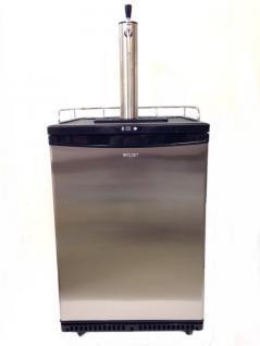 Fasskühlschrank komplett Bier-Zapfanlage für 50 Liter Fässer Zapfkühlschrank