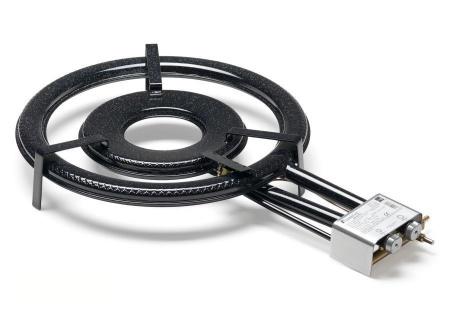 Gasbrenner Gaskocher TT-500 20, 29kw Ring Ø 50 cm für innen zum Bier brauen
