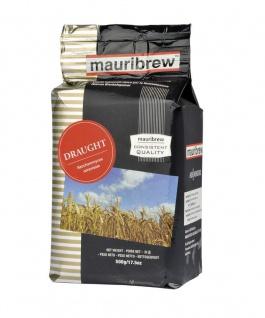 Bierhefe 500 g Mauribrew Draught trocken obergärig zum Bier selber brauen