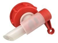 großer Ablasshahn Auslaufhahn Dosierhahn Dosierventil für 25 & 30 Liter Kanister