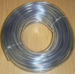 50m 10mm Bierschlauch Co2 Schlauch weich glasklar flexi Meterware
