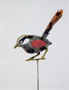 Deko vogel metall g nstig online kaufen bei yatego for Gartendeko metall vogel