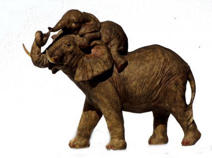 elefanten deko g nstig sicher kaufen bei yatego. Black Bedroom Furniture Sets. Home Design Ideas
