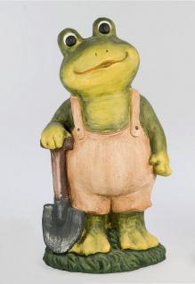 Gecko figur g nstig sicher kaufen bei yatego for Frosch figur garten