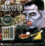 Schmink Set Frankenstein Grusel Monster Make Up Schminke Schminkstifte Halloween