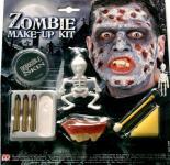 Schmink Set Zombie Grusel Monster Make Up Schminke Schminkstifte Halloween