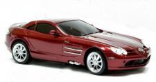 Modellauto Mercedes Benz SLR MCLAREN weinrot ferngesteuert Auto R/C Modell 1:16