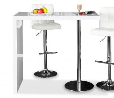 bar weiss hochglanz online bestellen bei yatego. Black Bedroom Furniture Sets. Home Design Ideas