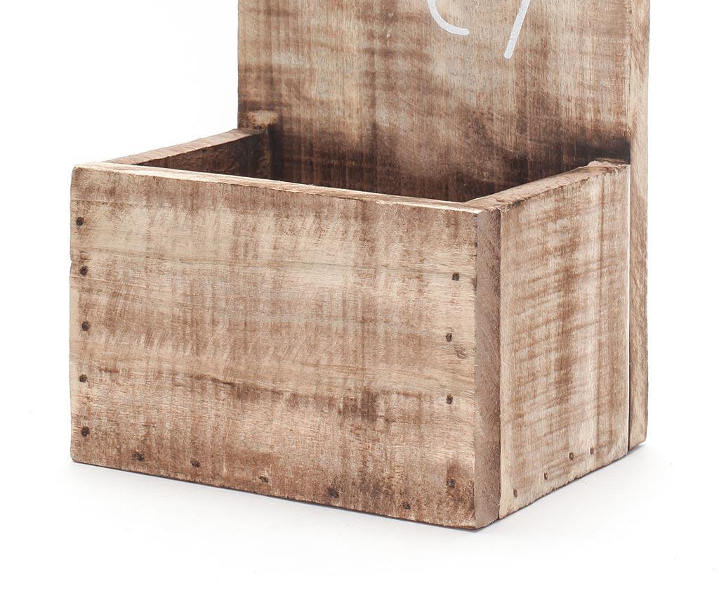 xxl wand flaschen ffner aus holz mit spruch beer bar dekoration ffner kaufen bei living by design. Black Bedroom Furniture Sets. Home Design Ideas