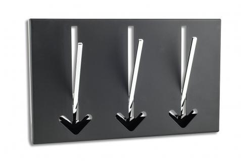 garderobe haken schwarz online bestellen bei yatego. Black Bedroom Furniture Sets. Home Design Ideas