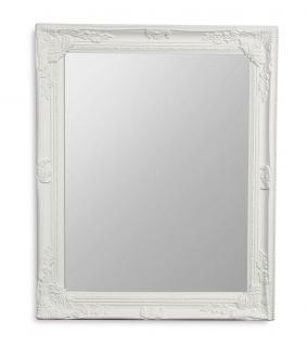 Spiegel Wandspiegel Flurspiegel Weiß Holz Vintage Barock shabby