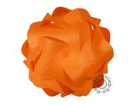 IQ Puzzle Lampe orange XL 42 Retro Designer Hängelampe Deckenleuchte