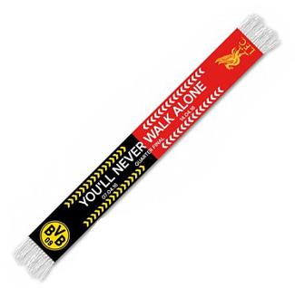 BVB-Borussia Dortmund Begegnungsschal Liverpool FC - Vorschau