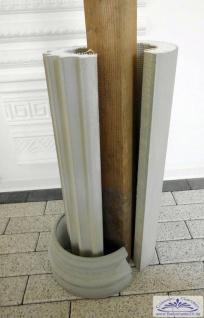 Styropor säulen wand