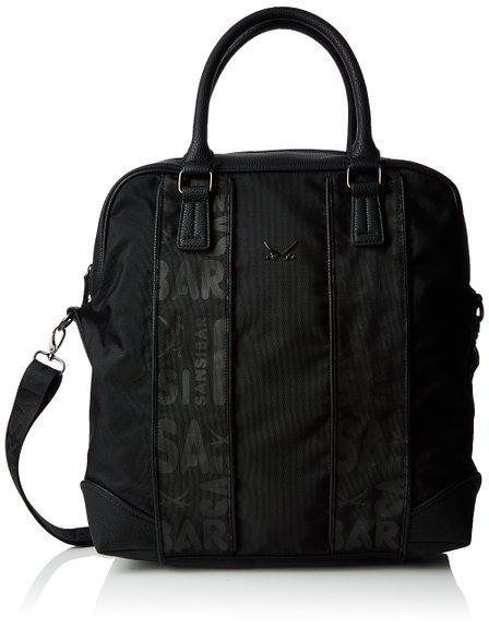 Sansibar Sylt Joran, Messenger Bag B-889 JO 01, black
