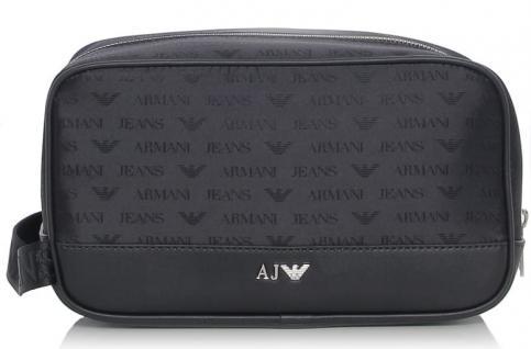 Armani Jeans Kulturtasche / Waschbeutel 06V2B