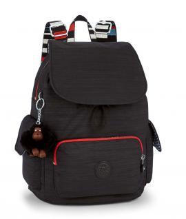 Kipling Rucksack City Pack S, Dazz Black Str