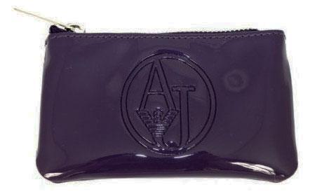 Armani Jeans Schlüssel-Etui, 05V53 violett