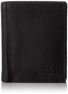Sansibar Sylt Geldbörse, B-246 ST 001, schwarz