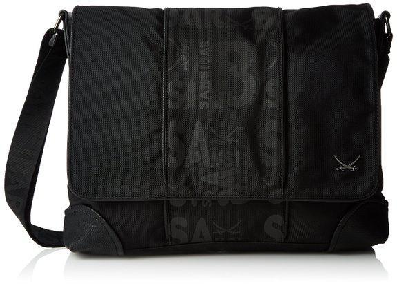 Sansibar Sylt Joran, Messenger Bag B-887 JO 01, black