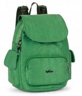 Kipling Rucksack City Pack S, Wild Greeny