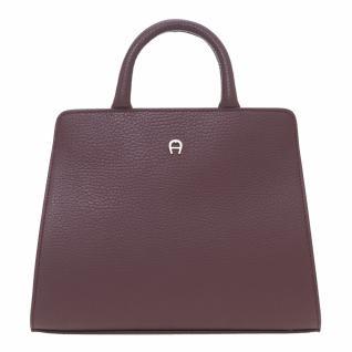 Aigner Mini-Handtasche Cybill XS 135170 burgundy