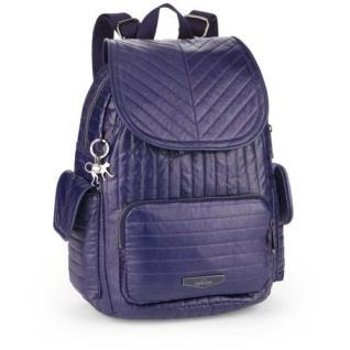 Kipling Rucksack City Pack S, Shiny Blue