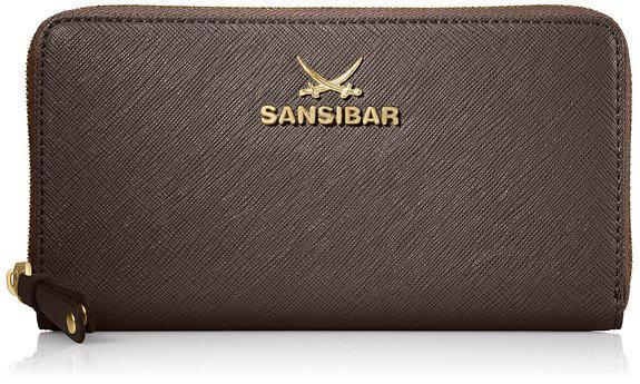 Sansibar Sylt Chic Geldbörse B-650 SC 064, choclate