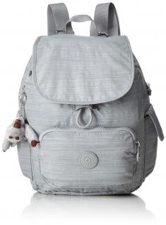 Kipling Rucksack City Pack S, Dazz Grey