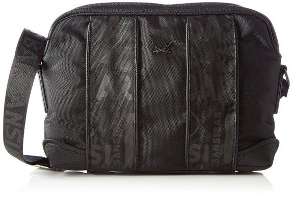 Sansibar Sylt Joran, Messenger Bag B-886 JO 01, black
