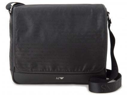 Armani Jeans Messenger 0622M schwarz