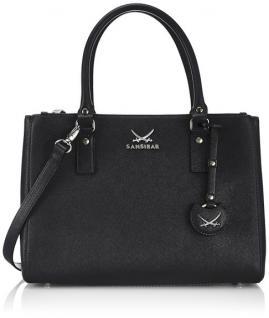 Sansibar Sylt Chic B-646 SC 01 Handtasche, schwarz