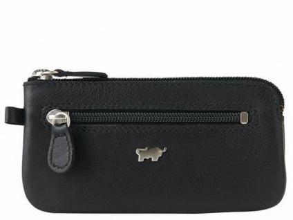 Braun Büffel Schlüsseletui Golf, schwarz