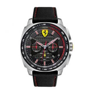 Scuderia Ferrari Aero Evo Uhr schwarz, 0830166