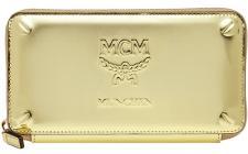 MCM Portemonnaie groß mit Zip, Sieg