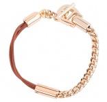 Aigner Basics Armband 0035, Braun
