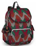 Kipling Rucksack City Pack S, Tropic Palm Ct