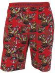 Emporio Armani Herren Bermuda Shorts, rosso stampato 111004 6P502