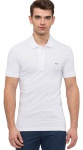 Lacoste Herrenpolo Slim Fit PH4014, blanc