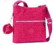 Kipling Schultertasche Zamor B, Flamboyant Pink