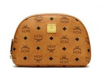 MCM Kosmetiktasche large, Heritage Line Cosmetic Pouch