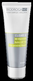 BIODROGA MD CLEAR+ BB BLEMISH BALM LSF 15, 02 HONEY 75 ML