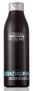 Loreal Homme Energic Shampoo 250 ml
