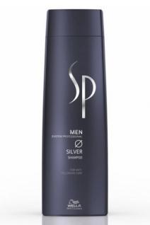Wella SP Men Silver Shampoo 250ml